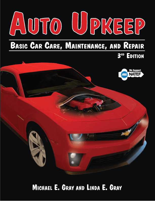 Auto Upkeep 3rd Edition