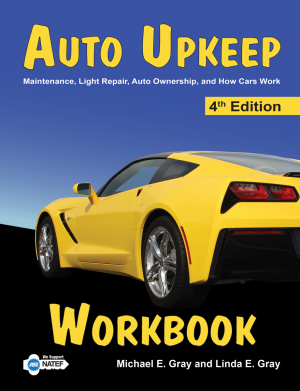 Auto Upkeep Workbook Cover