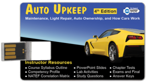 Auto Upkeep Instructor USB 4th Edition