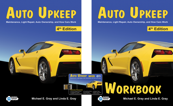 Auto Upkeep Homeschool Curriculum Kit 4th Edition