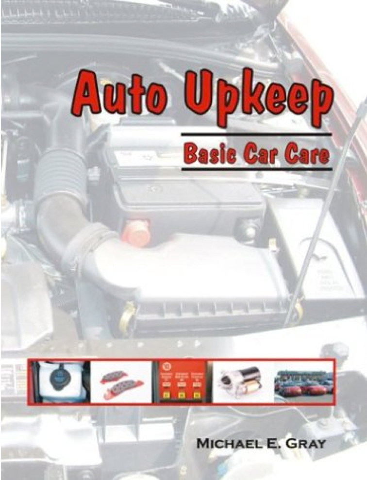 Auto Upkeep 1st Edition Cover