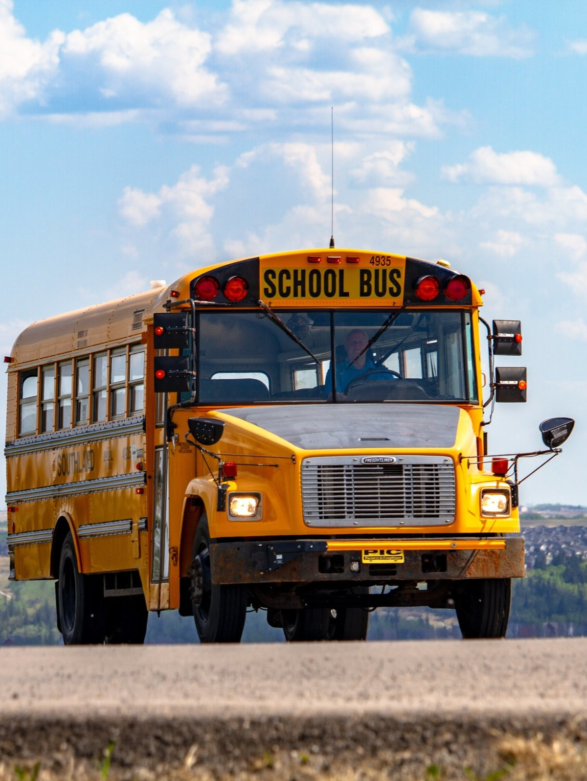 Public School Bus