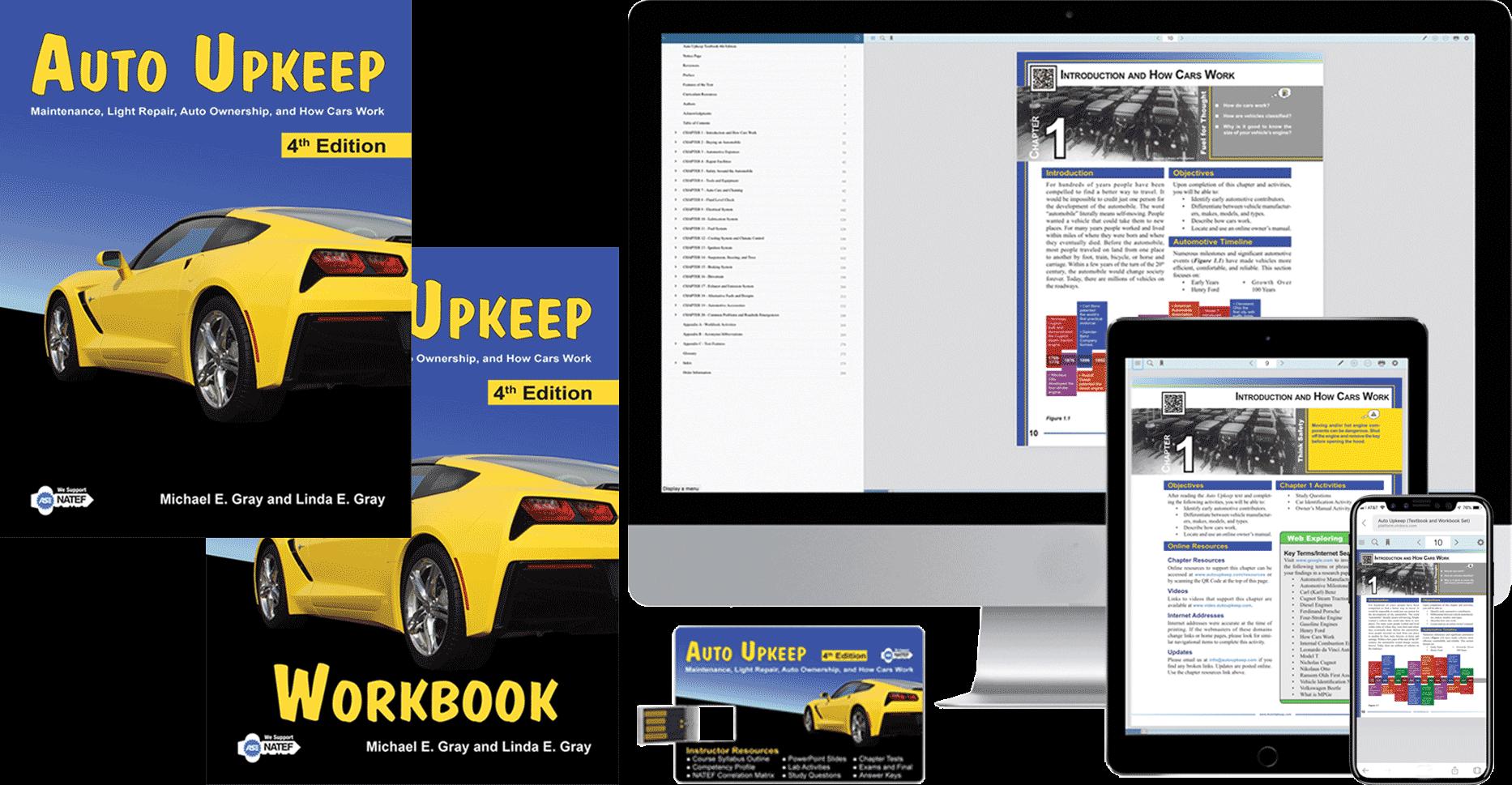 Auto Upkeep Complete Curriculum