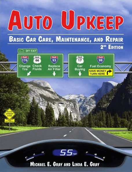 Auto Upkeep 2nd Edition